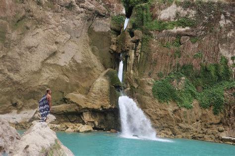 matayangu waterfall sumba tengah ntt indonesia ntt natural culture tourism information center