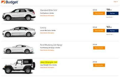 Car Hire Types Available by Budget Car Rental Faq Budget Car Rental