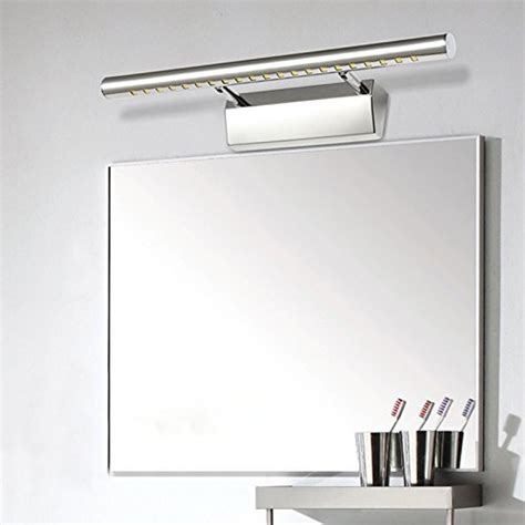 bathroom light fixture with on off switch goodia vanity light strip bath light fixtures on off