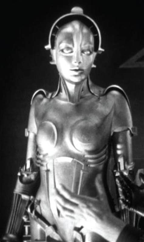 film female robot metropolis movie classic directed by fritz lang 1927