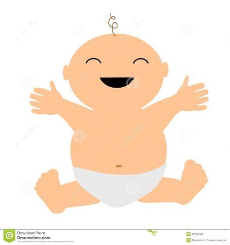 clipart bambino bambino di risata felice di arte di clip illustrazione di