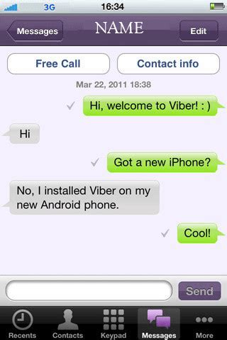 format video viber difference between whatsapp and viber review mhotspot blog