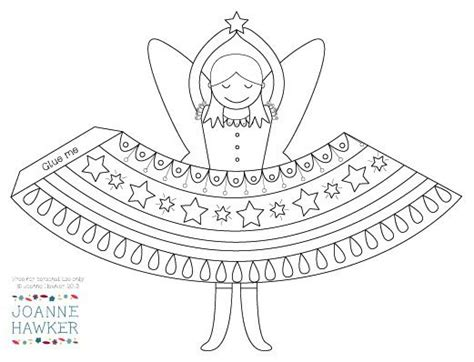 printable christmas tree angel trees fairies and tree toppers on pinterest
