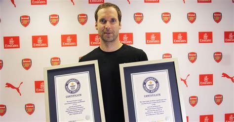 epl keepers clean sheet arsenal goalkeeper petr cech reveals save he is most proud