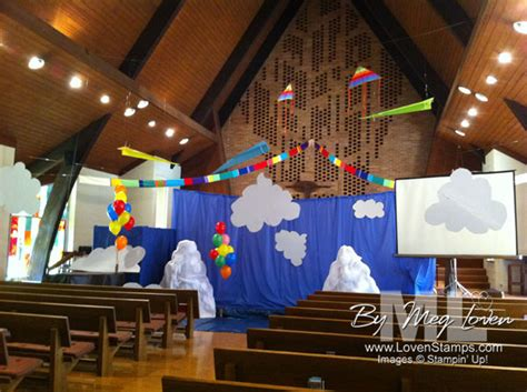 themes in the river god vbs up up away we go lovensts