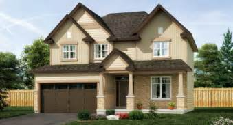 homes for tartan ottawa new home builder