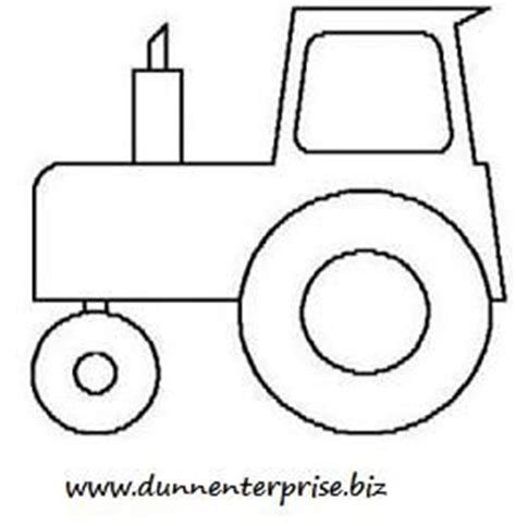 tractor template printable my is always asking me to draw him tractors