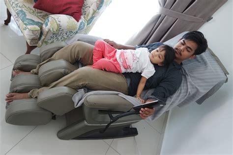 Mesin Urut Ogawa Homestay Melaka Casa Indah Pengalaman Bercuti Bersama