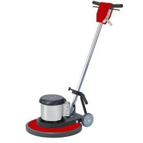 hawk 174 17 quot electric rotary floor buffing machine