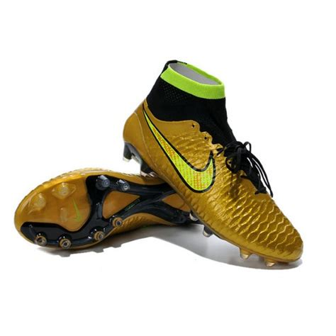 nike new football shoes 2014 nike new 2014 soccer cleats gold volt black magista obra fg