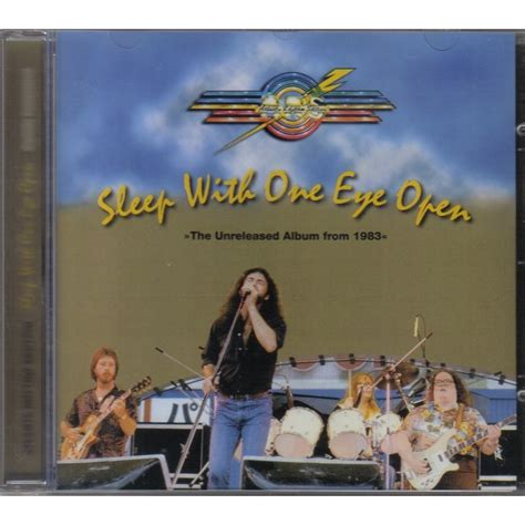 Sleep Wear Atl 0280sl sleep with one eye open by atlanta rhythm section cd with ald93 ref 115283933