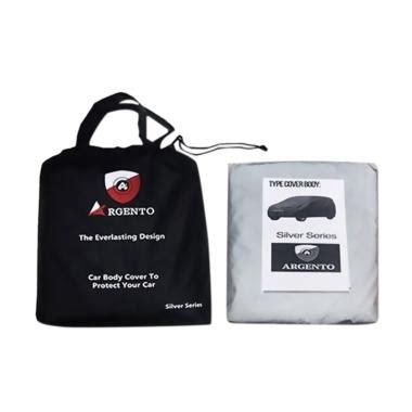P1 Cover Daihatsu Ayla Silver jual cover khusus mobil warna putih terbaru harga