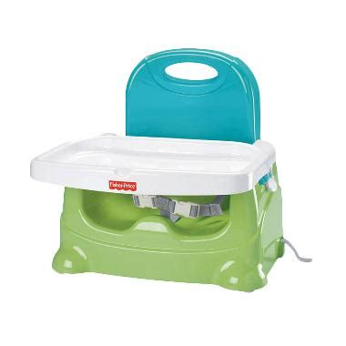 Kursi Makan Bayi Fisher Price jual fisher price healthy care green booster seat kursi