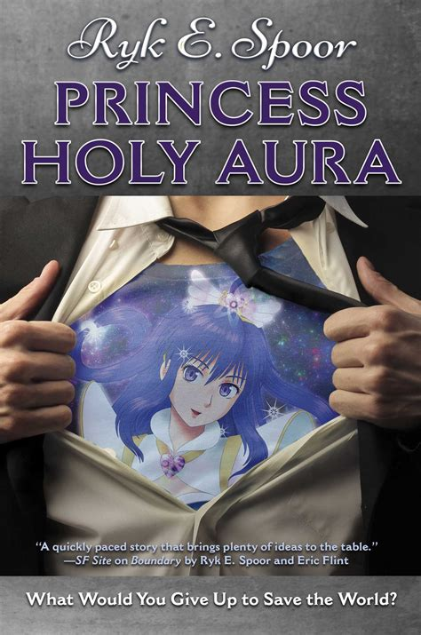 princess holy aura book by ryk e spoor official