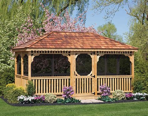 Handmade Gazebos - handmade amish furniture sheds gazebos in nj