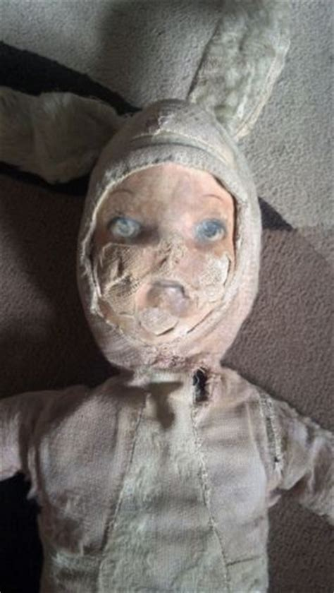 ebay haunted dolls a haunted doll is set for auction on ebay lidtime com