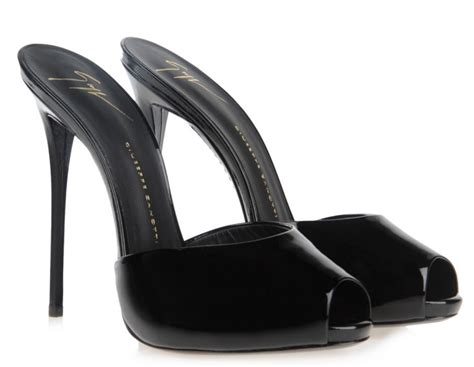 the look for less giuseppe zanotti mules high heels daily