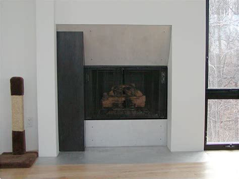 fireplaces aluminum stainless and copper