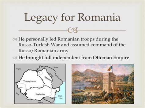 Carol I The First King Of Romania Ottoman Empire Legacy