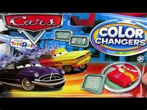 cars 2 color changers cars 2 color changers doc hudson ramone disney colour