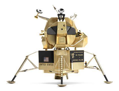 the lander picss moon parachute landing module pics about space