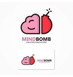 doodle combinations terrorism brain explosion vector images 93