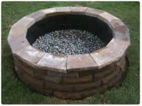 diy outdoor pit how to build a pit out of cinder blocks in this how