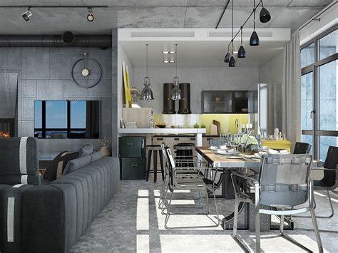 Arredamento Stile Industriale by Arredamento Stile Industriale Per Loft 30 Idee Dal Design