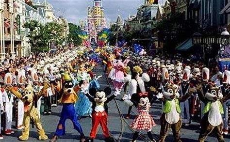 walt disney world images parade in disney wallpaper and