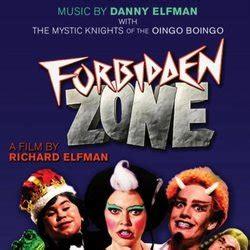danny elfman forbidden zone soundtrack film music site fran 231 ais forbidden zone bande