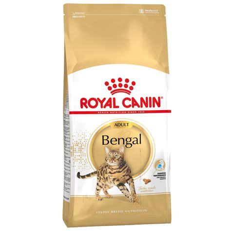 bengal cat food royal canin 174