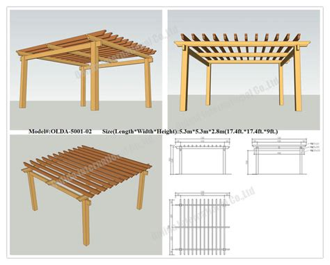 how to build a pergola pdf plans easy diy pergola pdf