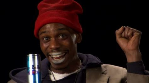tosh 0 energy drink tyrone biggums s balls energy drink chappelle s show