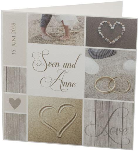 Hochzeitseinladung Ringe by Hochzeitskarte Mit Verschiedenen Motiven Ringe Herzen