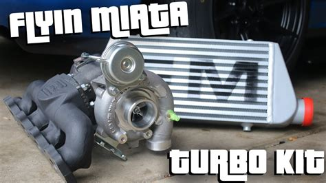 Turbo Kits For Miata by Flyin Miata Turbo Kit Unboxing