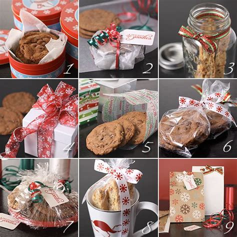 17 best ideas about christmas cookies packaging on
