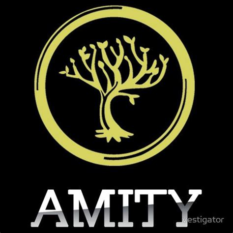 Amity The Peaceful Faction Necklace Kalung Divergent 233 best amity images on divergent series