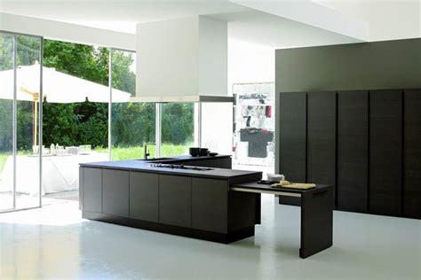 Cucine Moderne Con Tavolo Incorporato