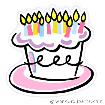 happy birthday clipart free birthday clip for clipart panda free