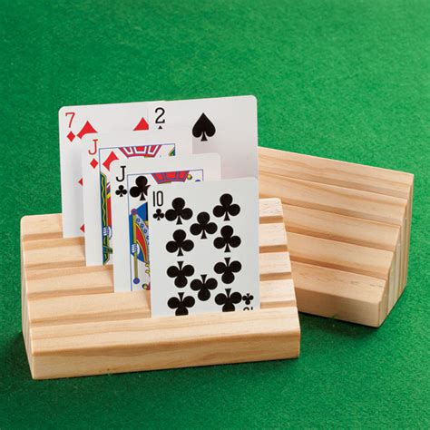 wooden sts for card wood card holders set of 2 card stand walter