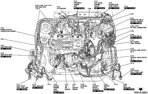 ford part diagrams wiring diagram 2001 ford f150 wiring diagram