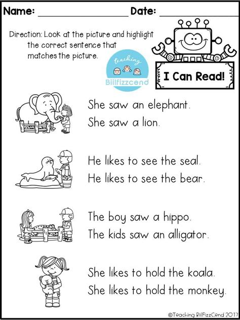 free printable english reading worksheets for kindergarten 4472 best freebies for primary images on pinterest