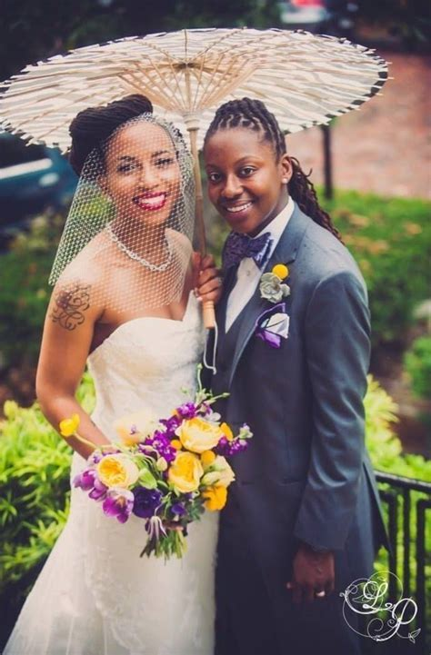 1645 best Lesbian Wedding Ideas images on Pinterest