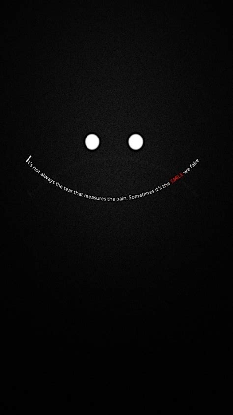 Black red quotes typography textures smiling background