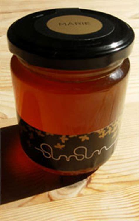 Beschriftung Honigglas by Uhl Media Honigglas Etiketten Drucken Lassen