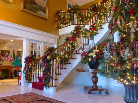 christmas decoration ideas 2016 interior designs stairs decoration christmas stairs