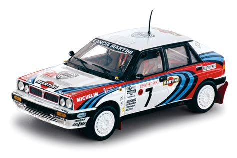 New Premium Diecast Lancia Delta Integrale Hf Miniatur Mobil Klasik Lancia Delta Hf Integrale 16v Pitshop The House Of The