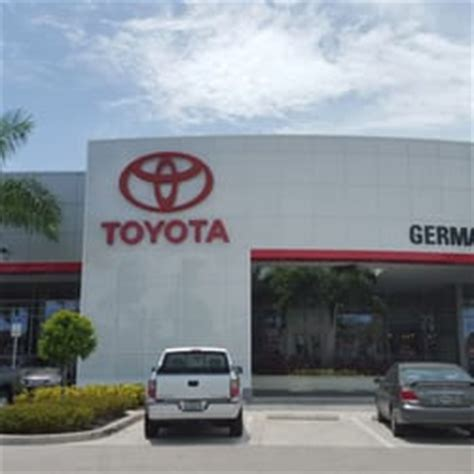 Germain Toyota Naples Fl Germain Toyota Of Naples 22 Photos 66 Reviews Car