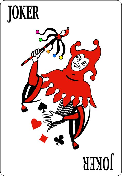 awesome joker card design tattooshunter com