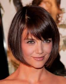 short hairstyles for square faces and thick hair all